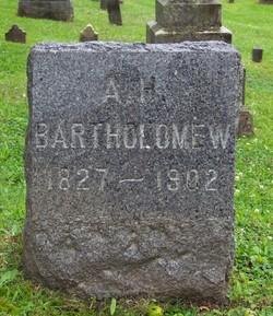 Abraham H. Bartholomew