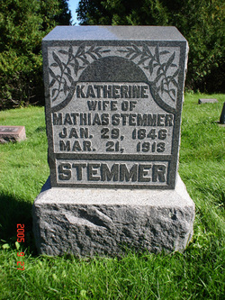 Katherine <i>Beeh</i> Stemmer