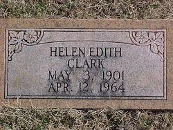 Helen Edith <i>Jones</i> Clark