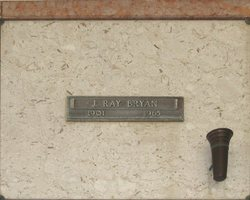 James Raymond Ray Bryan