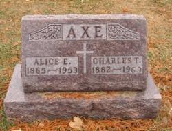 Alice Elizabeth <i>Perraut</i> Axe