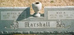 Jessie May <i>Reeves</i> Marshall