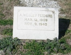 Alexander Wesley Fesmire