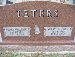 Wilma <i>Walkup</i> Teters