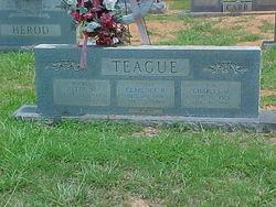 Hettie Maude <i>McGee</i> Teague