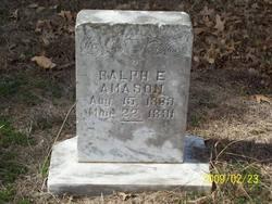 Ralph E. Amason