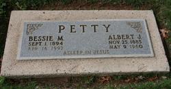 Albert James Petty