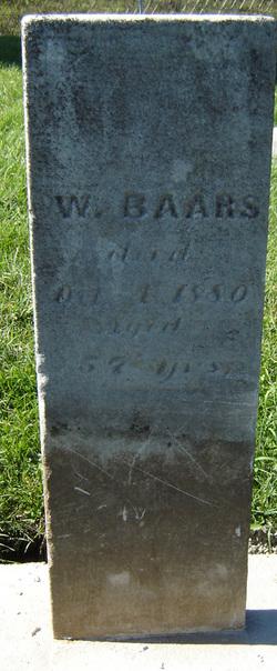 William Baars