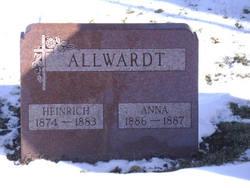 Anna Mathilde Allwardt