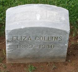 Eliza Rebecca <i>Petty</i> Collins