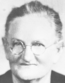 Alma Anna <i>Coffman</i> Dabbs