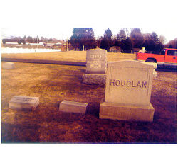 Ella V. <i>Reagle</i> Houglan