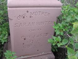 Sarah Hinton