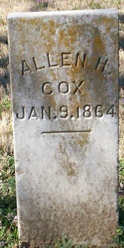 Allen Howard Cox