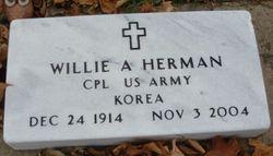 Willie Arthur Herman
