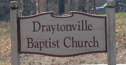 Draytonville Baptist Church Cemetery