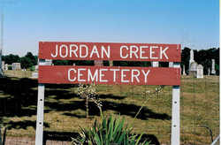 Jordan Creek Cemetery