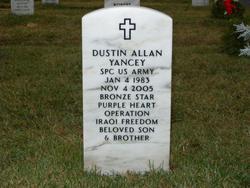 Dustin Allan Yancey