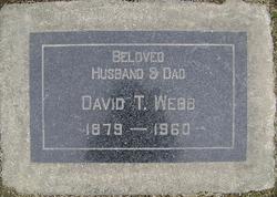 David Theopholas Webb