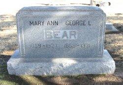 George L Bear