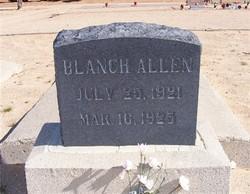 Blanch Allen