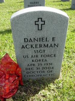 Daniel Elmer Ackerman