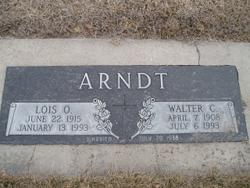 Walter C. Arndt