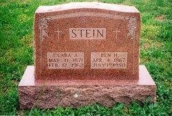 Bernhardt Henry Martin Stein