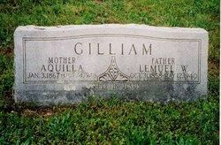 Lemuel Walton Gilliam