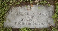 Chauncey Claflin