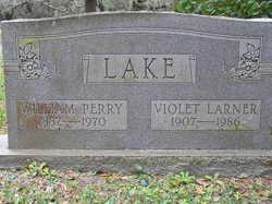 Violet <i>Larner</i> Lake