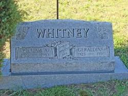 William A Whitney