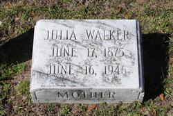 Julia <i>Fondebila</i> Walker