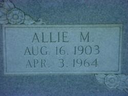 Allie Mae <i>Richardson</i> Croft