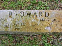 Louie Lee Broward