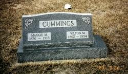 Margaret m. <i>Livermont</i> Cummings