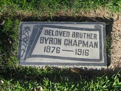 Byron Chapman