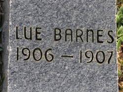 Lue Barnes