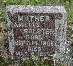 Amelia Bolster