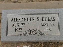 Alexander S Dubas