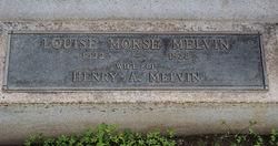 Sarah Louise <i>Morse</i> Melvin
