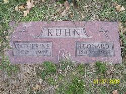 Catherine E. <i>Shear</i> Kuhn