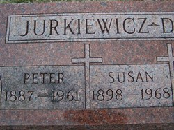 Susan <i>Doner</i> Jurkiewicz