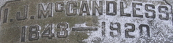 Corp Isaiah John McCandless