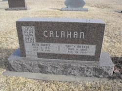 Alta Mabel <i>Danielson</i> Calahan
