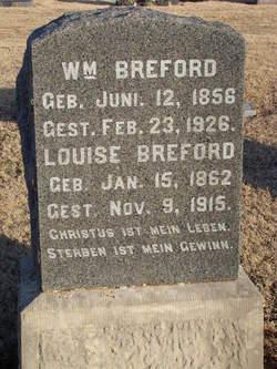 William Breford