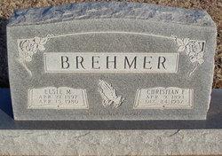 Elsie Marie Elizabeth <i>Massman</i> Brehmer
