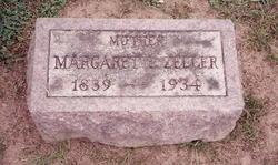 Margaret E. <i>LeFevre</i> Zeller