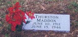 Thurston Maddox