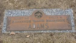 Albert Ray Adams